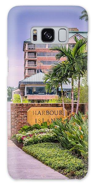 Harbour Island Retreat Galaxy Case