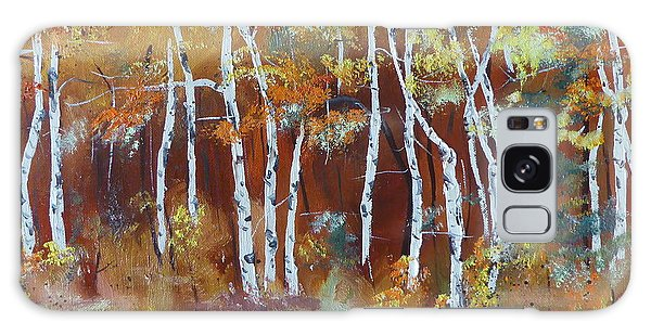 Harding Way  Aspens Dancing Galaxy Case