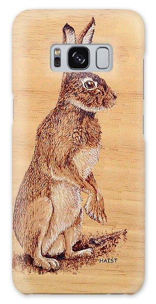 Hare Galaxy Case by Ron Haist