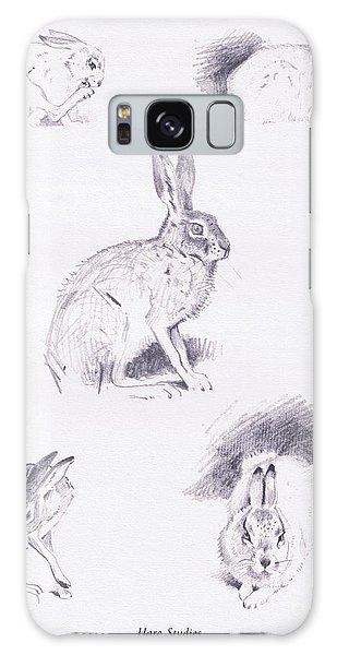 Hare Studies Galaxy Case