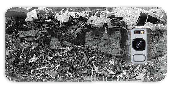 Harlem River Junkyard, 1967 Galaxy Case by Cole Thompson