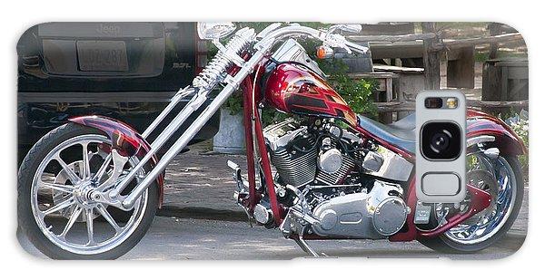 Harley Chopped Galaxy Case