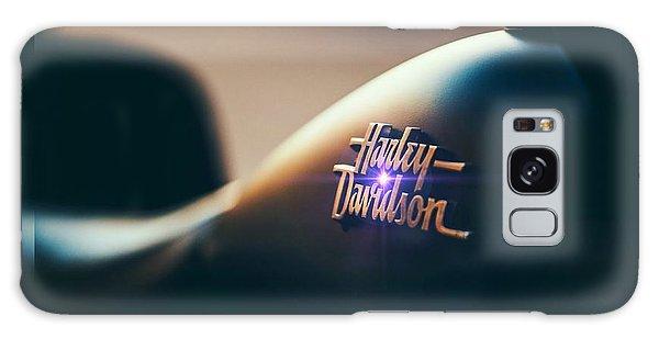 Harley Davidson Cycle Galaxy Case