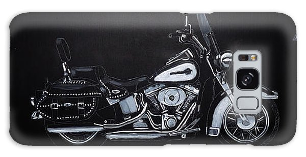 Harley Davidson Snap-on Galaxy Case