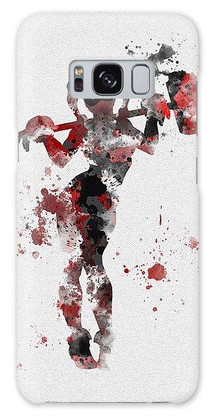 Harley Quinn Galaxy Case