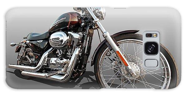 Harley Sportster Xl1200 Custom Galaxy Case