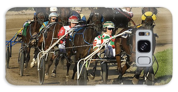 Harness Racing 9 Galaxy Case by Bob Christopher