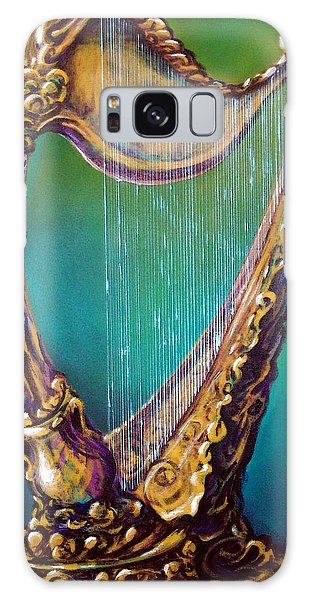 Harp Galaxy Case by Kevin Middleton
