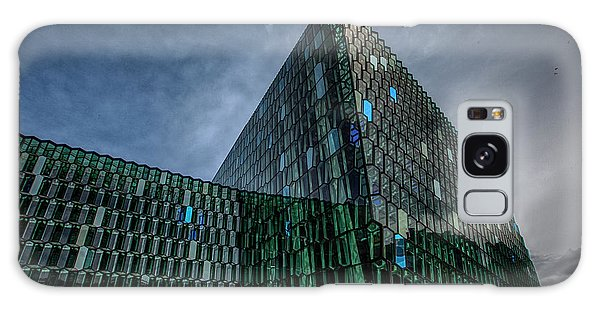 Harpa Galaxy Case by Wade Courtney
