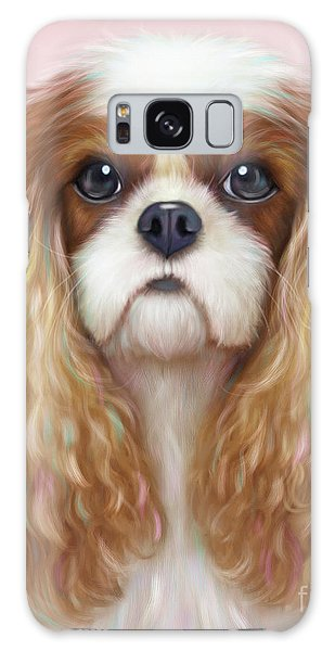 Harper Lee Galaxy Case - Harper Cavalier by Catia Lee
