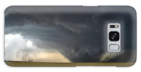Harper Kansas Tornado 2  Galaxy Case by James Menzies