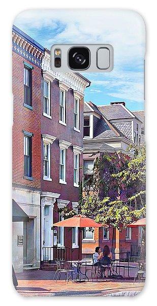 Harrisburg Pa - Coffee Shop Galaxy Case