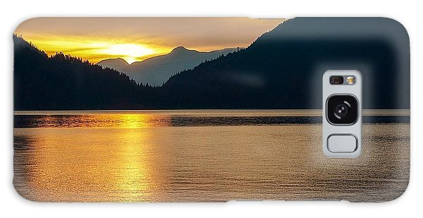 Harrison Lake, British Columbia Galaxy Case