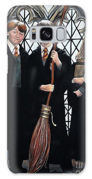Harry Potter Galaxy Case by Tom Carlton
