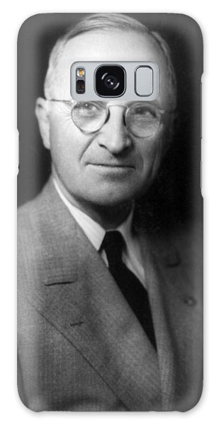 Harry S Truman - President Of The United States Of America Galaxy Case