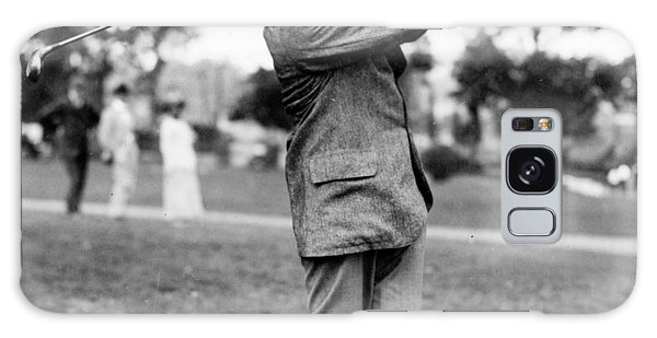 Harry Vardon - Golfer Galaxy Case
