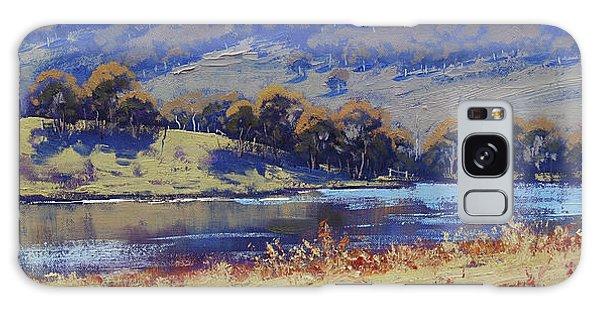 Mountain Lake Galaxy Case - Hartley Dam by Graham Gercken