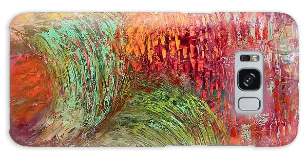 Harvest Abstract Galaxy Case