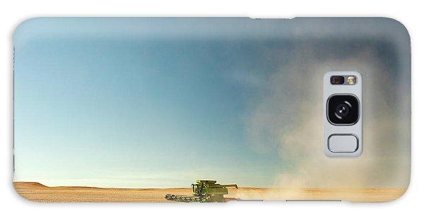 John Deere Galaxy Case - Harvest Cloud by Todd Klassy