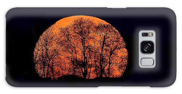 Harvest  Moon Rising Galaxy Case