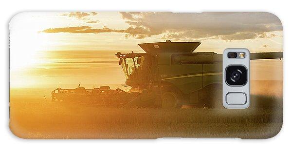 John Deere Galaxy Case - Harvest Sun by Todd Klassy