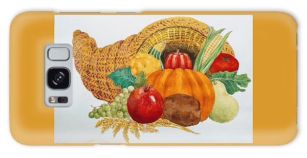 Harvest Time Galaxy Case