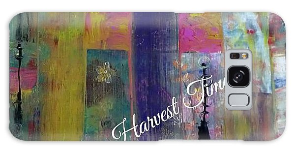 Harvest Time Jubilee Galaxy Case