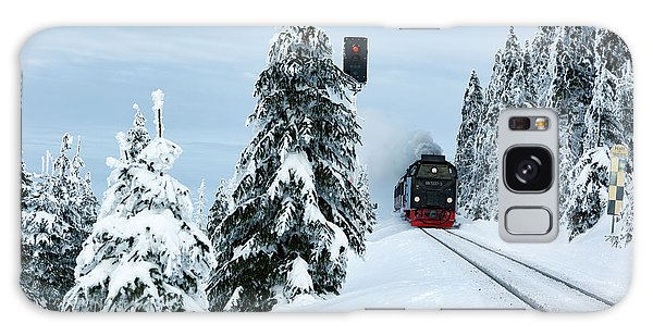 Harz Ballooning And Brocken Railway Galaxy Case by Andreas Levi