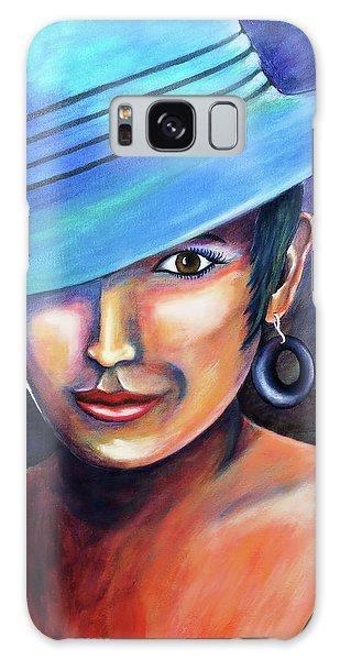 Hat Affair Galaxy Case