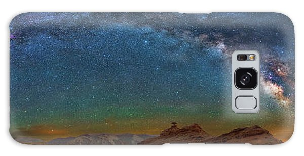 Hat Rock Milky Way Galaxy Case