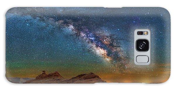 Hat Rock Milky Way Galaxy Case