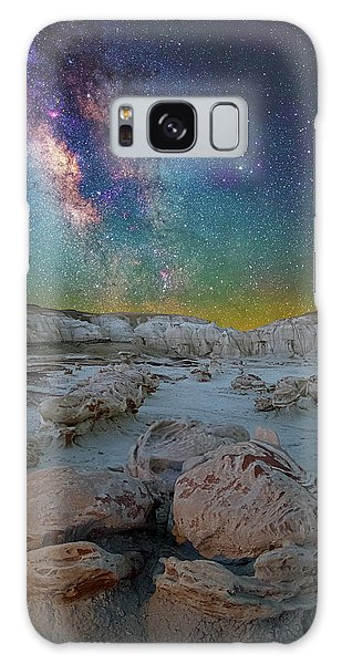 Hatched By The Stars Galaxy Case