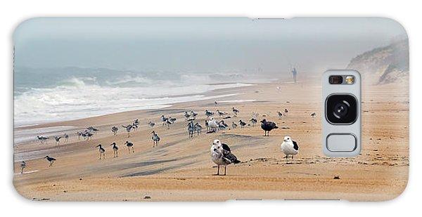 Hatteras Island Beach Galaxy Case