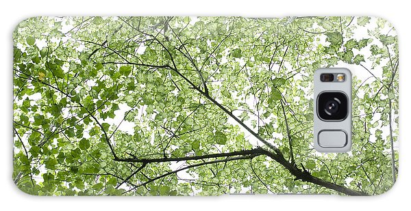 Hau Tree Canopy Galaxy Case