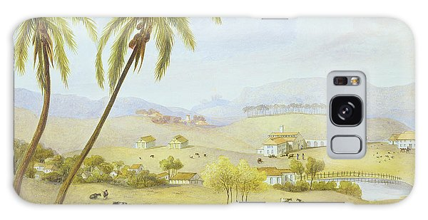 Central America Galaxy Case - Haughton Court - Hanover Jamaica by James Hakewill