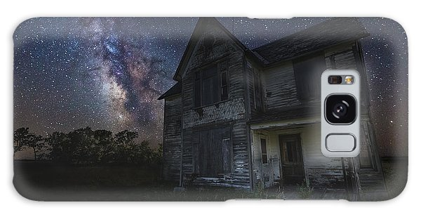 Astro Galaxy Case - Haunted On The Prairie by Aaron J Groen
