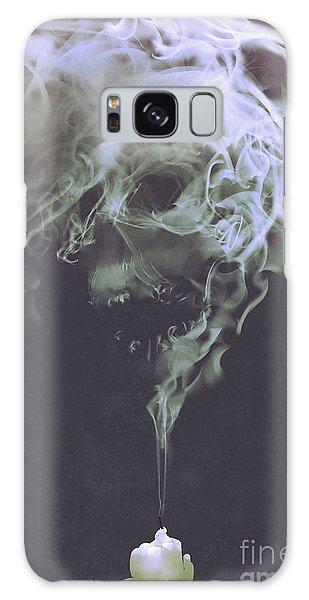 Haunted Smoke  Galaxy Case