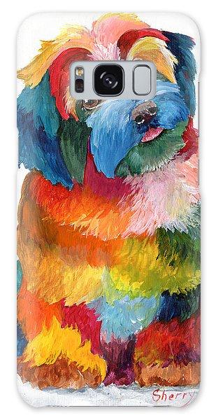 Hava Puppy Havanese Galaxy Case