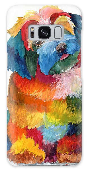 Hava Puppy Havanese Galaxy Case