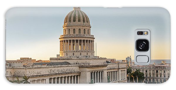 Havana Capitolio Galaxy Case