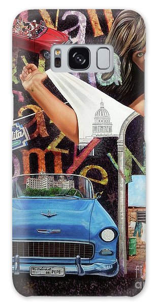 Havana City Galaxy Case