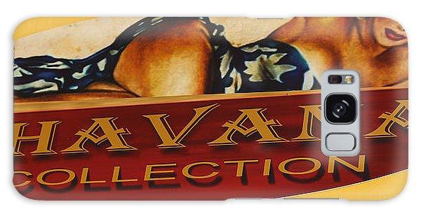 Havana Collection Galaxy Case