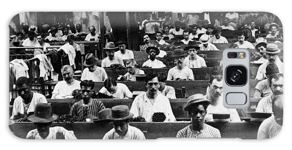 Havana Cuba - Cigars Being Rolled - C 1903 Galaxy Case