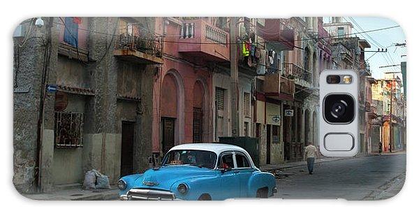 Havana Streets Galaxy Case
