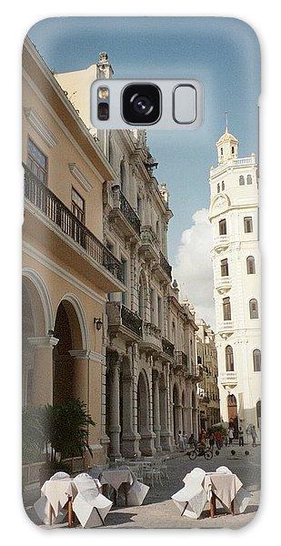 Havana Vieja Galaxy Case
