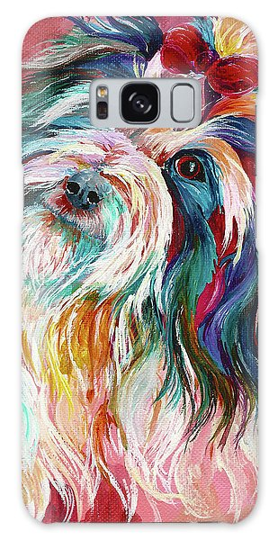 Havanese Galaxy Case