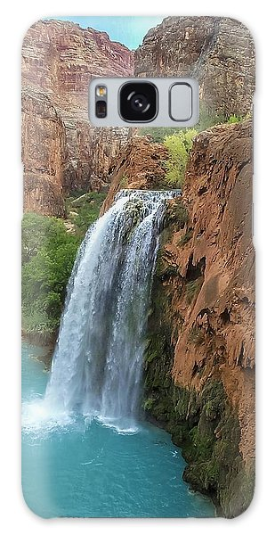 Havasu Falls Grand Canyon Galaxy Case