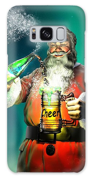 Have A Cup Of Cheer Galaxy Case