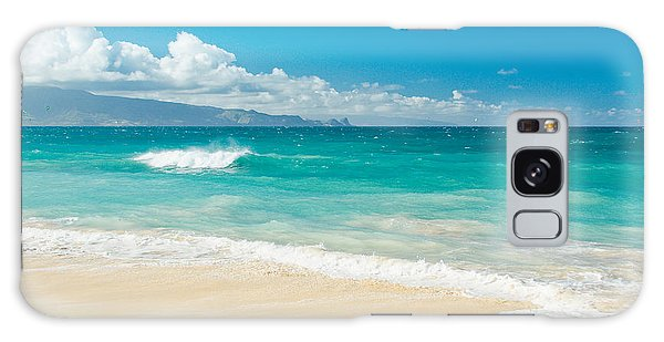 Hawaii Beach Treasures Galaxy Case