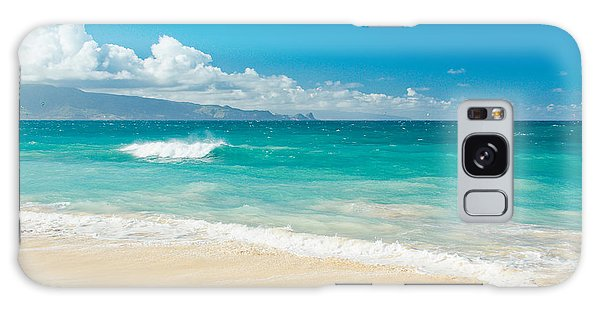 Galaxy Case featuring the photograph Hawaii Beach Treasures by Sharon Mau